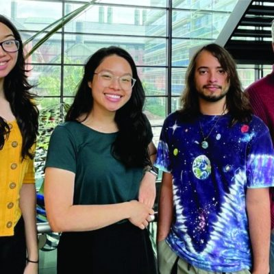 Funding Graduate Students with Good Ideas Pays Off